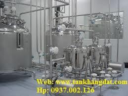 Lắp đặt đường ống inox vi sinh, dược phẩm