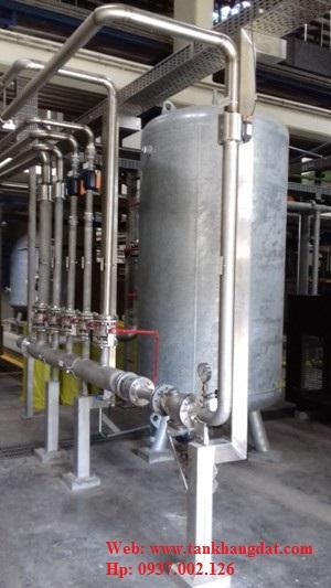 Lắp đặt hệ thống đường ống khí nén