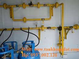 Hệ thống đường ống gas, Ni tơ
