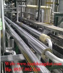 Tầm quan trọng của việc cách nhiệt đường ống hơi nóng, đường ống lạnh